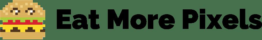 Eat More Pixels logo