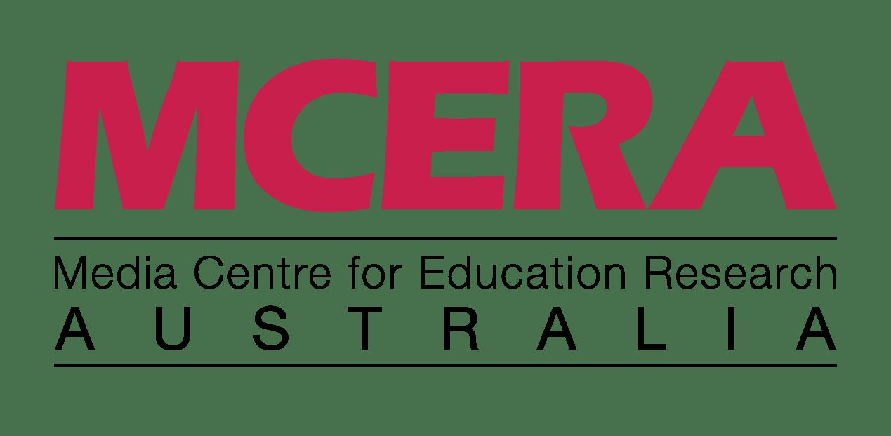 MCERA Media Centre for Education Research Australia logo